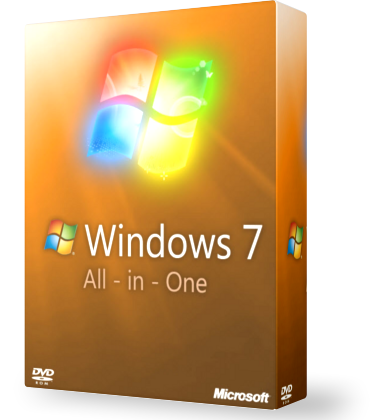Windows 7 All in One - EZcrack.info